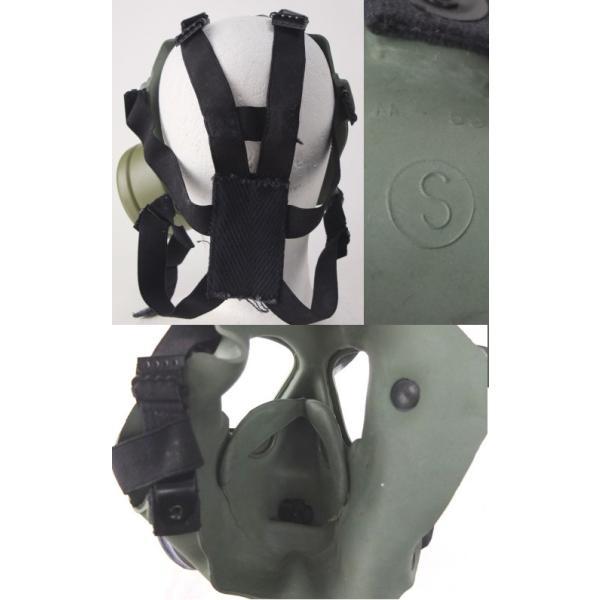 ユーゴスラビア (セルビア軍) M59 ガスマスク  [9011246] hooperdoo 05