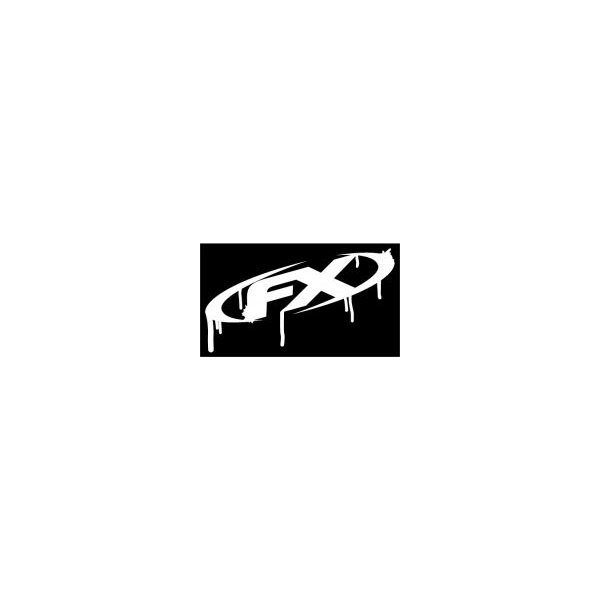 -, FX Drip - Factory Effex 5 of お値打ち価格で 別倉庫からの配送 Sticker, Pack 10-90012