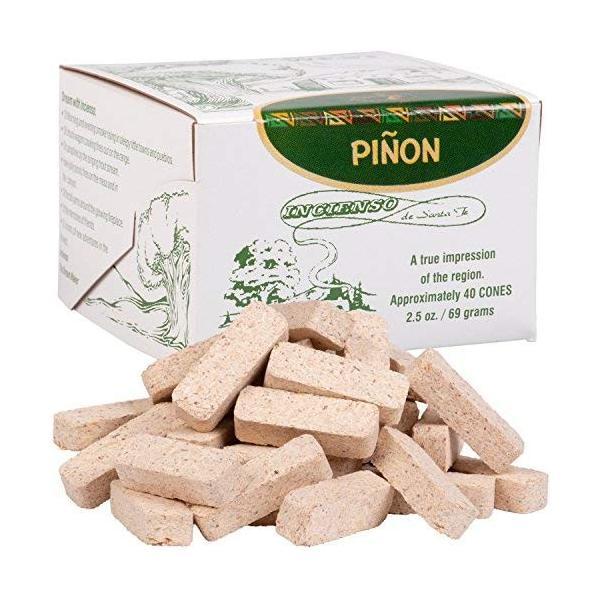 Pinon Incense Box With 新発売 Bricks 40 時間指定不可