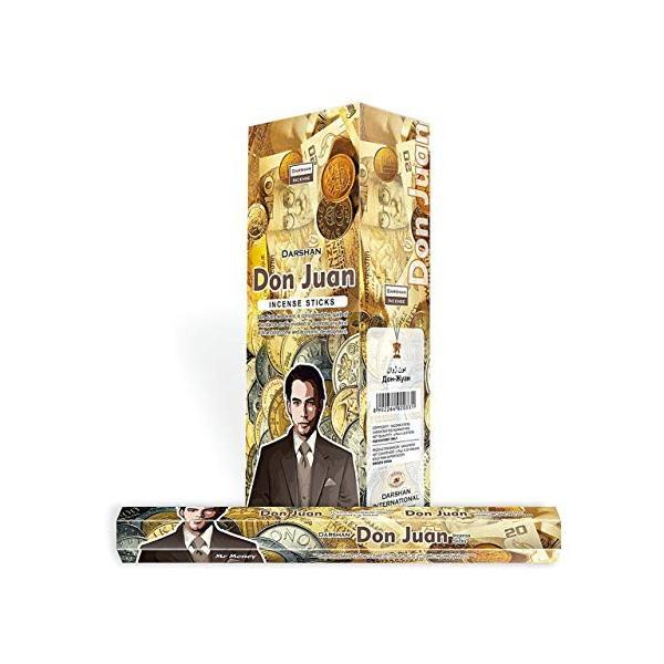 サンタMuerteレッド 120 Sticksボックス 今季も再入荷 Darshan Incense 買取