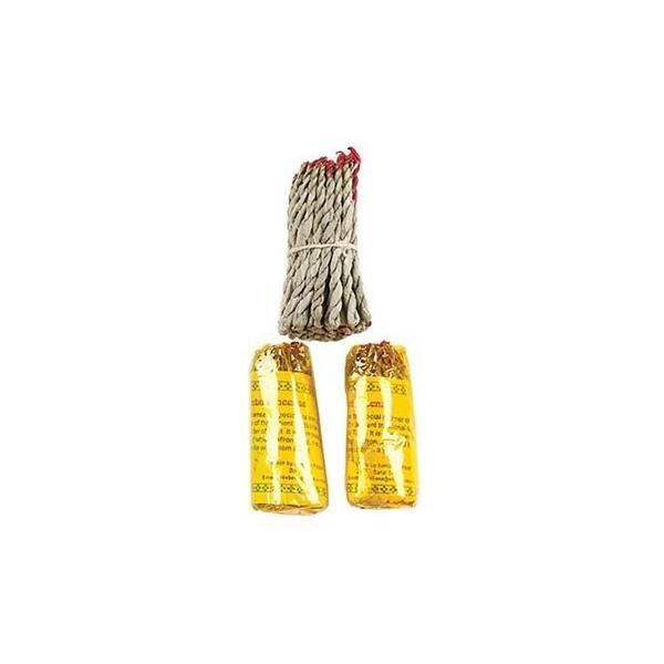 """チベットルンビニRope Incense 期間限定で特別価格 3.5 """"長 3パック Sticks Perパック 在庫一掃売り切りセール 45"""