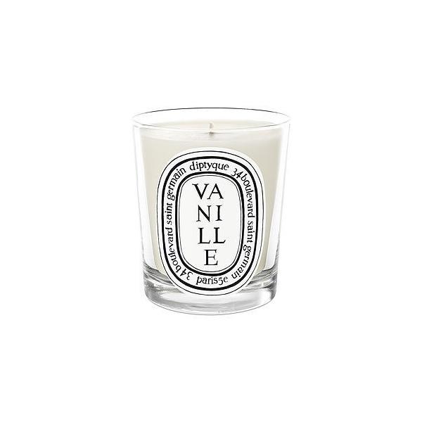 供え ディプティック Scented Candle - 70g Vanilla 2.4oz並行輸入品 Vanille 予約販売品