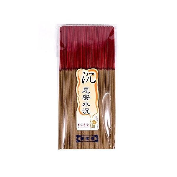 再再販 台湾 香舍 惠安水沈香 台湾のお香家 - 木支香 300g 約400本 30cm 沈香 市販