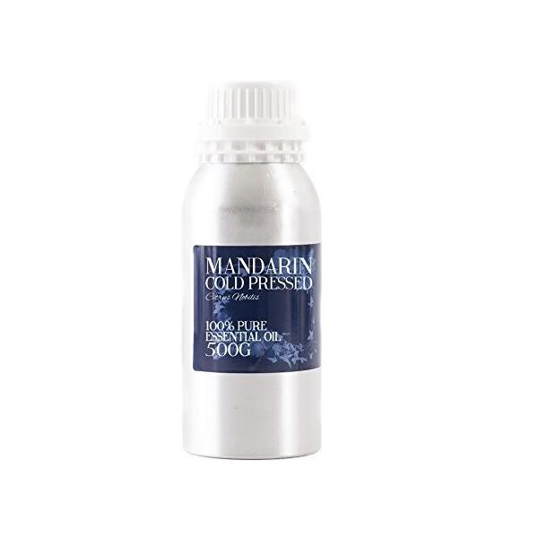 Mystic Moments Mandarin 海外 注文後の変更キャンセル返品 Cold Pressed Essential 500g - 100% Oil Pure