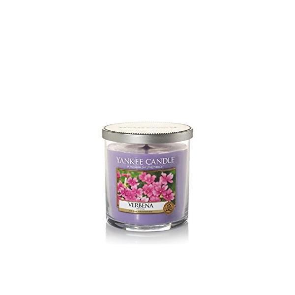 ヤンキーキャンドルの小さな柱キャンドル - スーパーセール期間限定 バーベナ Yankee Candles Verbena 高品質新品 Candle Small Pillar