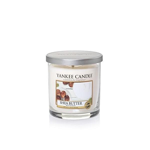 ヤンキーキャンドルの小さな柱キャンドル - 商品追加値下げ在庫復活 シアバター Yankee Candles Pillar Shea Small Candle セール特別価格