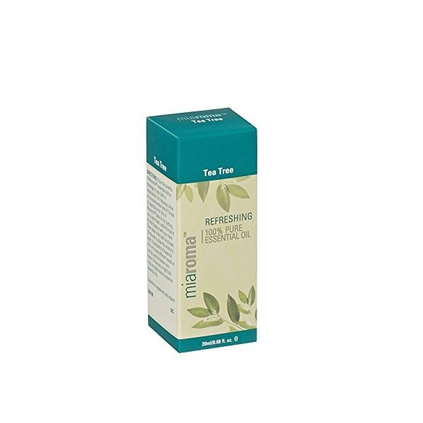 Miaromaのティーツリーの純粋なエッセンシャルオイル 即出荷 - Miaroma Tea Tree ランキングTOP5 Oil Essential Pure