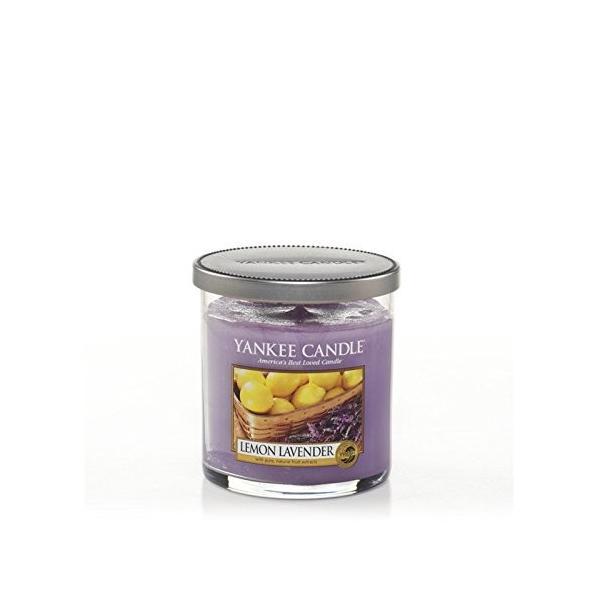 ヤンキーキャンドルの小さな柱キャンドル - レモンラベンダー Yankee Small 中古 Candles Candle 5%OFF Pillar