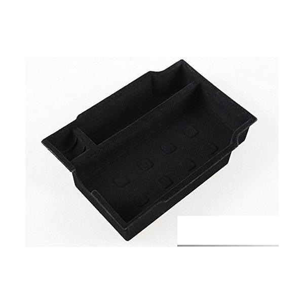 CACYA 購買 レクサス RX インテリア コンソールボックス収納 コインホルタ 予約 ブラック RX076 1P 小物収納