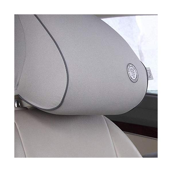 オープニング 大放出セール Tianmey ユニバーサルカーネックピローカーシートピローヘッドネックレストクッションヘッドレストピローパッド旅行用 Color : 2 超激安