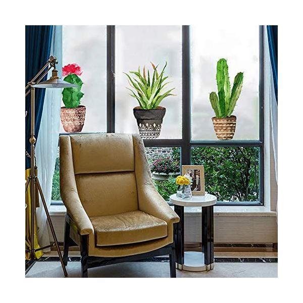 LJJL ガラスステッカー 新着 マート のりのない静電気のガラスフィルム バルコニーの寝室の居間のための浴室のマットの日焼け止めのステッカー ウィンドウフィルム