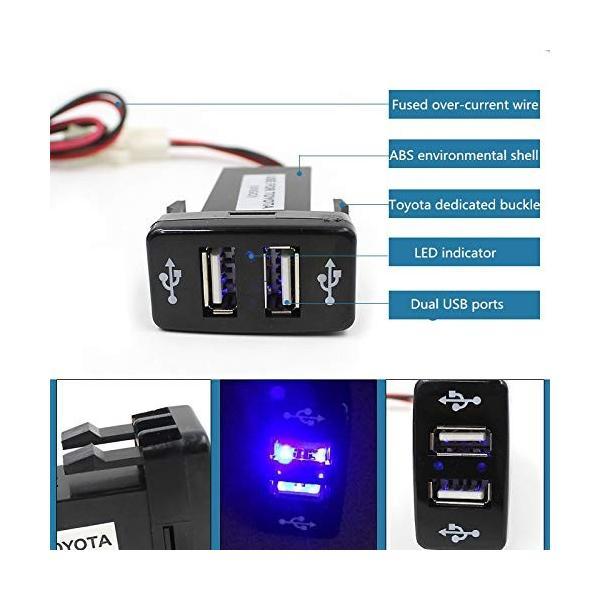 車はヘッドライトを導きました, 上等 LEDの表示器が付いているトヨタVIGO 百貨店 12V