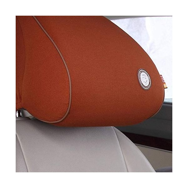 Kerwinner 大人気! ユニバーサルカーネックピローカーシートピローヘッドネックレストクッションヘッドレストピローパッド旅行用 情熱セール Color 3 :