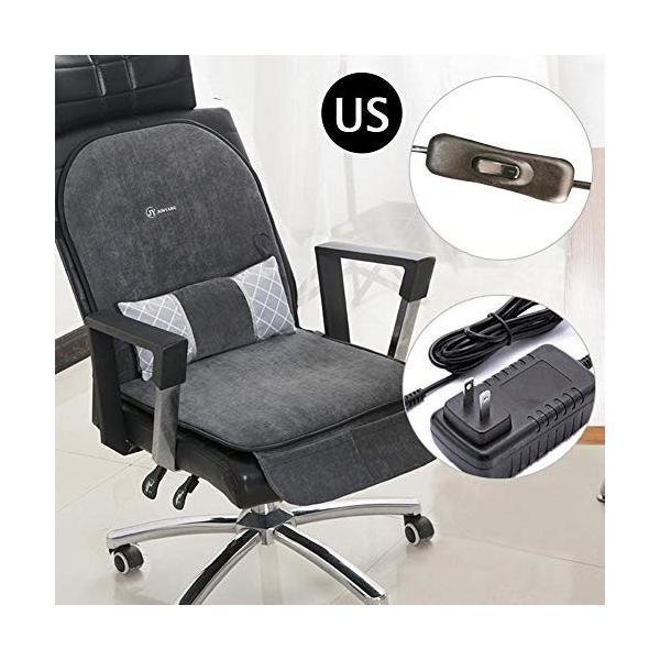 加熱クッション 信用 ウォームアップパッド ウォーム シート バーゲンセール クッション 座布団 ヒーター 加熱 暖房 チェア 柔らかく 電気 快適 座席