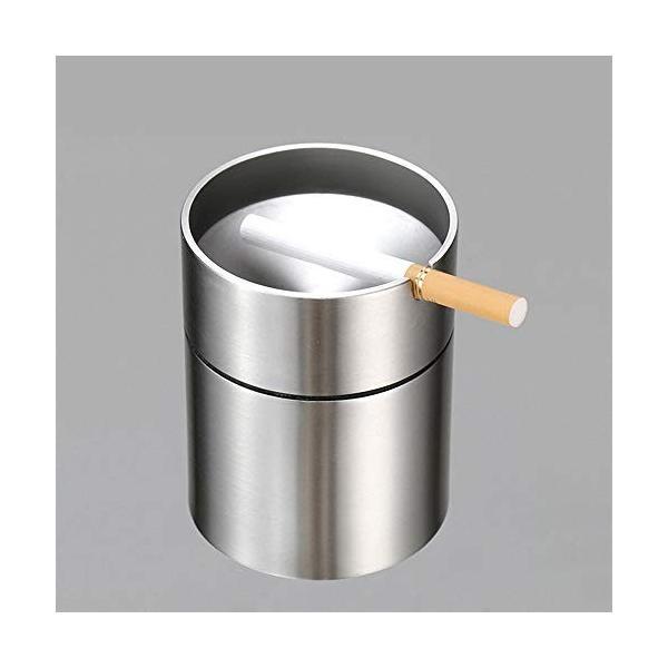EUEMCH ステンレス製車の灰皿無煙車の灰皿車の灰皿 人気ブランド多数対象 数量限定アウトレット最安価格