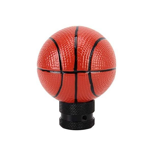Yan LX ストア 期間限定送料無料 Tandyクリエイティブバスケットボール形状ユニバーサル車カーギアシフトノブ