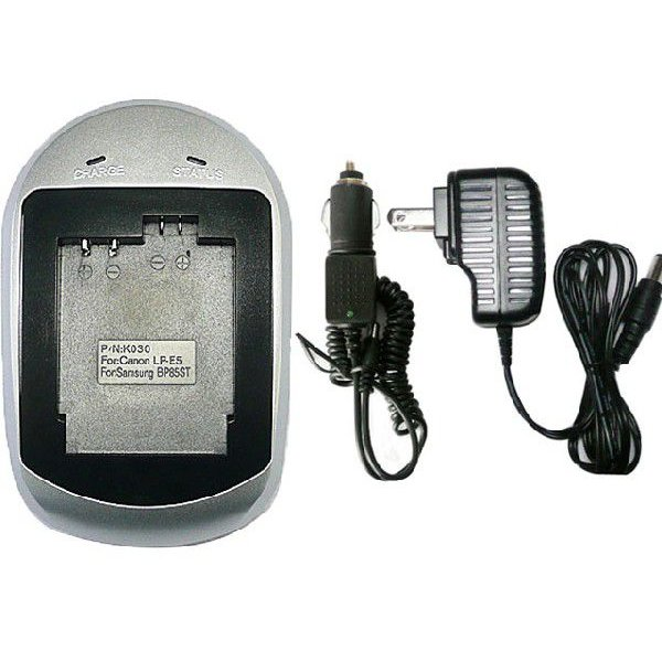 充電器 (AC) キャノン(Canon) LP-E5 対応 hori888