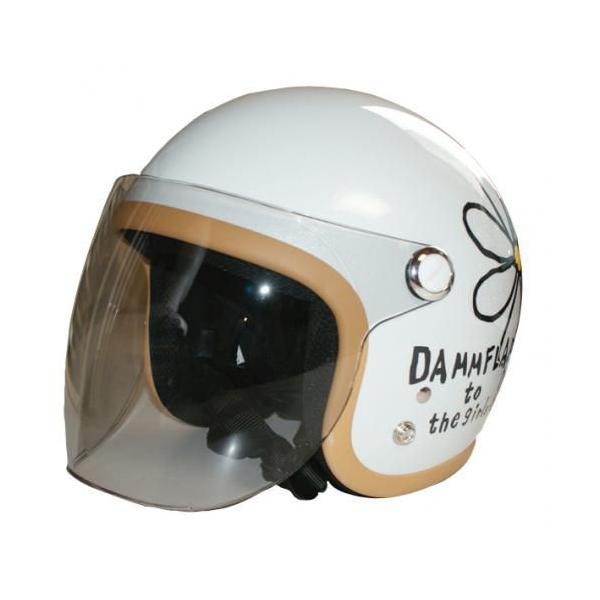 DAMMTRAX(ダムトラックス) フラワージェット用 シールド L.SMOKE ライトスモーク