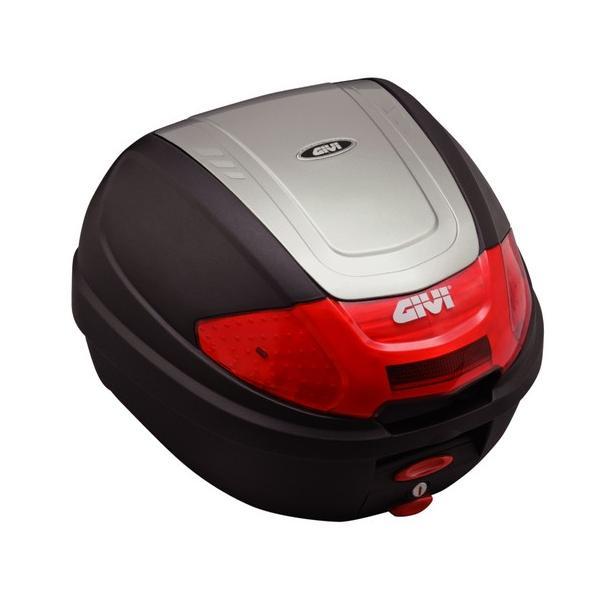 セール特価GIVIジビリアボックスバイク用ボックスモノロックケースE300N2G730シルバー(銀)76881