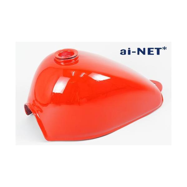 6ヶ月保証付 MONKEY モンキー 燃料タンク ガソリンタンク 5Lタイプ レッド/赤 タンク ainet製