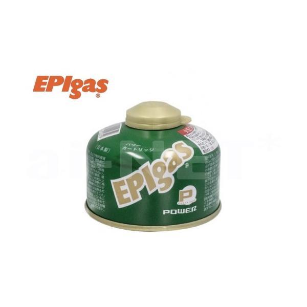 在庫有 EPIgas EPIガス 110パワープラスカートリッジ 一般〜上級登山用 G-7013 燃料 ガスカートリッジ ガス缶 OD缶(アウトドア キャンプ)