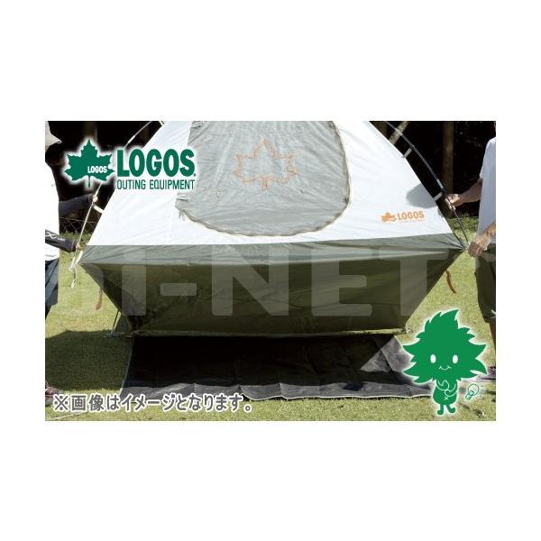 在庫有 LOGOS/ロゴス ぴったりグランドシート270 84960102 グランドシート テントアウターマット テントアウターシート 完全防水(アウトドア キャンプ)