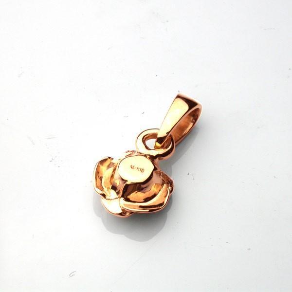 ROSE(ローズ)ペンダント・K18ピンクゴールド