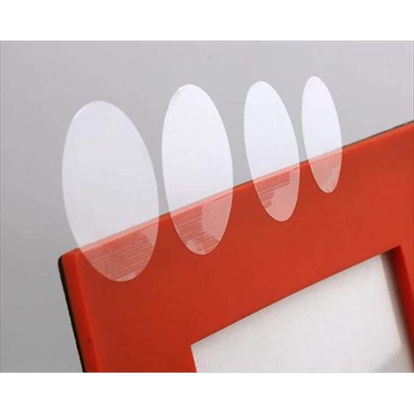 封印 ギフト シール 2000枚 透明 楕円 業務用 封かん 封筒 楕円形 厚目 2cmx3cm(厚目(2cmx3cm))