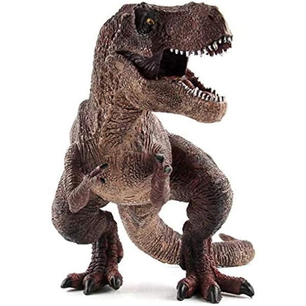 恐竜フィギュアティラノサウルスフィギュア恐竜模型30cm級誕生日プレゼントリアル大型肉食恐竜