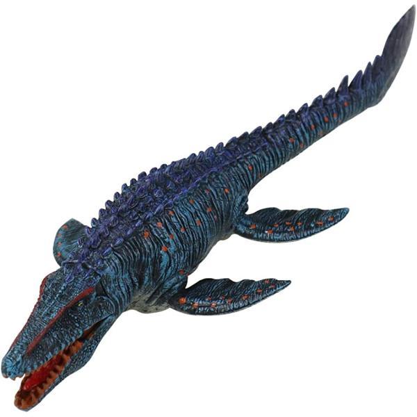 恐竜モササウルス白亜紀大迫力リアルフィギュア模型おもちゃプレゼントPVC素材