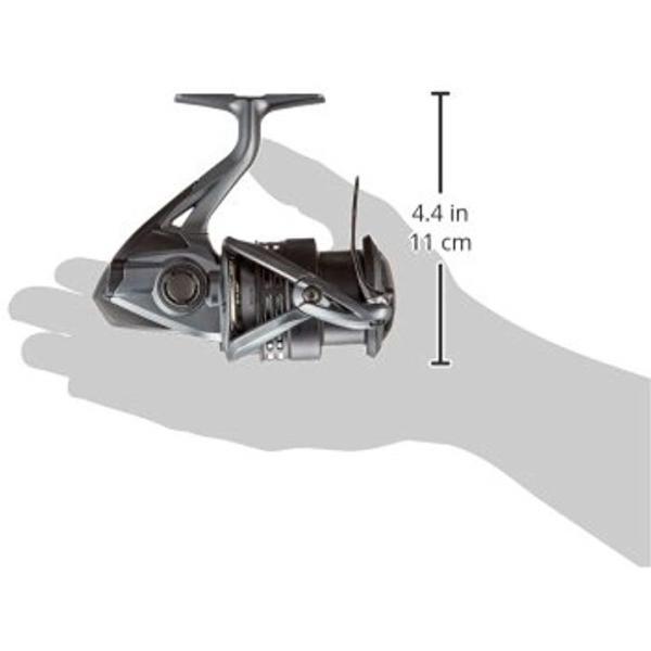 リール スピニングリール シーバス 18 エクスセンス CI4+[4000MXG]