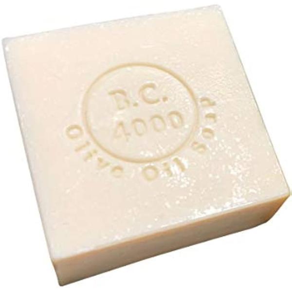 100% バージンオリーブオイル石鹸 オーガニック せっけん 100g 1個 MDM(ネット無し, 100g x 1個)
