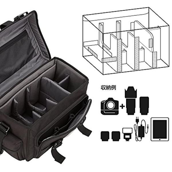 HAKUBA カメラバッグ ルフトデザイン リッジ 02 ショルダーバッグ[SLD-RG2-SBLCGY](カモフラージュグレー, L)|horikku|02