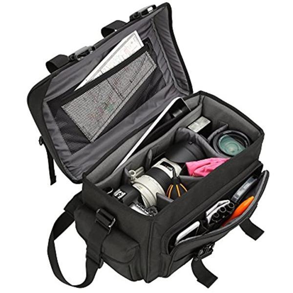 HAKUBA カメラバッグ ルフトデザイン リッジ 02 ショルダーバッグ[SLD-RG2-SBLCGY](カモフラージュグレー, L)|horikku|03