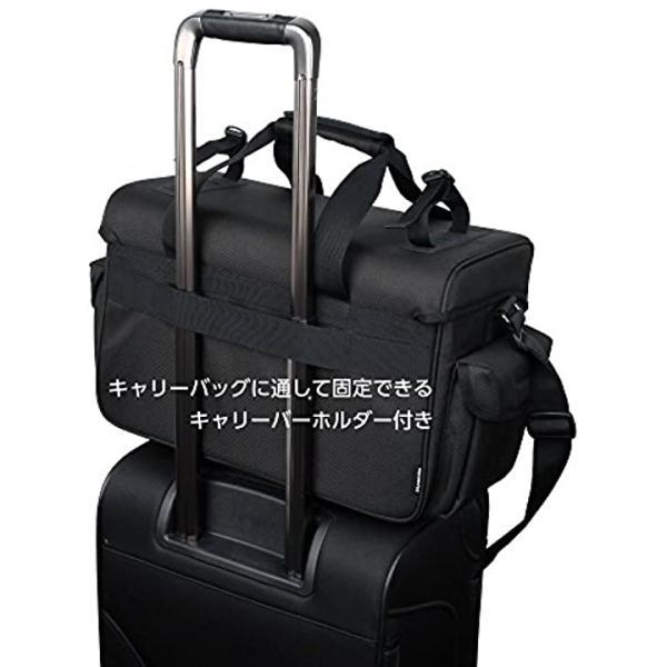 HAKUBA カメラバッグ ルフトデザイン リッジ 02 ショルダーバッグ[SLD-RG2-SBLCGY](カモフラージュグレー, L)|horikku|07