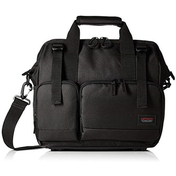 HAKUBA カメラバッグ ルフトデザイン スウィフト02 ショルダーバッグ 7.9L[SLD-SW02-SBMBK](ブラック, M)|horikku