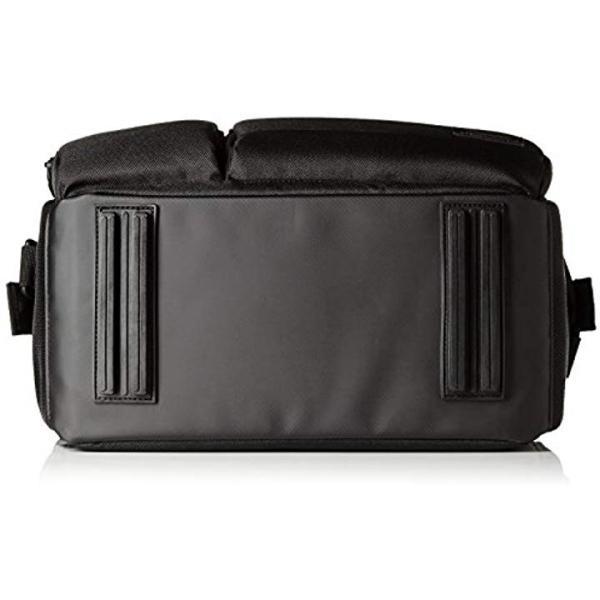 HAKUBA カメラバッグ ルフトデザイン スウィフト02 ショルダーバッグ 7.9L[SLD-SW02-SBMBK](ブラック, M)|horikku|04