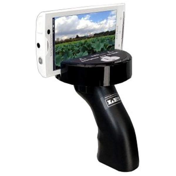 LPL カメラグリップ スマートフォングリップCG-300K[L13013][エルピーエル]