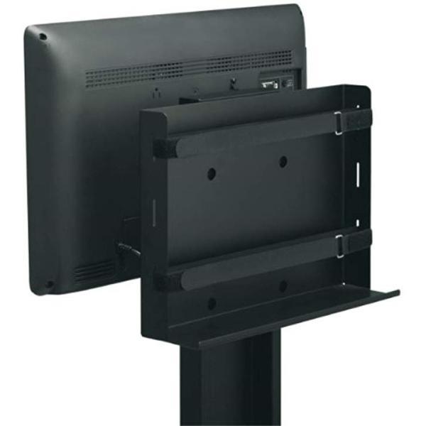 ハヤミ工産 HAMILeX TFシリーズオプション CPUホルダー[ブラック][TFP-43B]