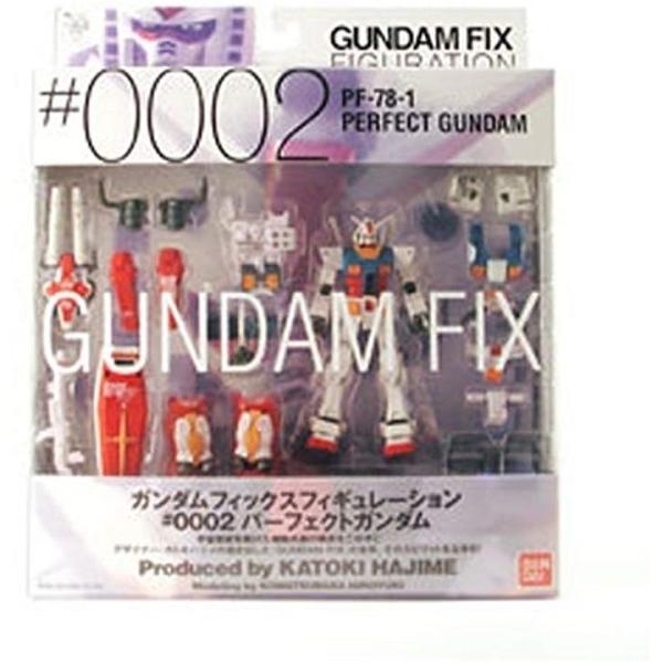 GUNDAM FIX FIGURATION # [正規販売店] 0002 お歳暮 パーフェクトガンダム 43173-460772