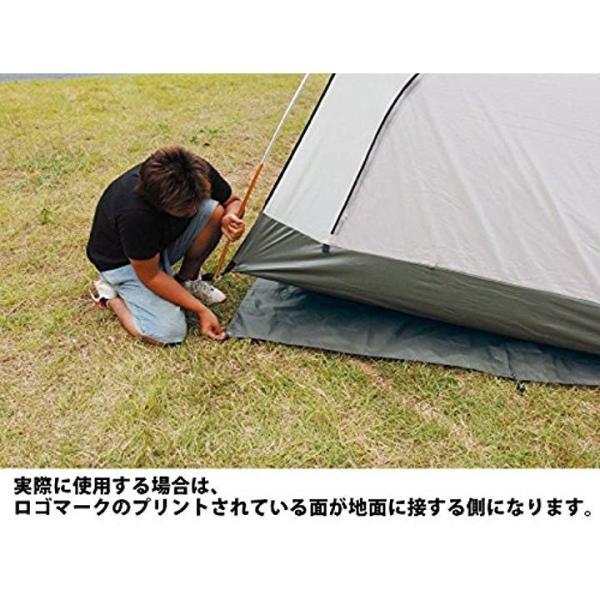 ogawa オガワ テント用 マルチシート 220×150用 13031