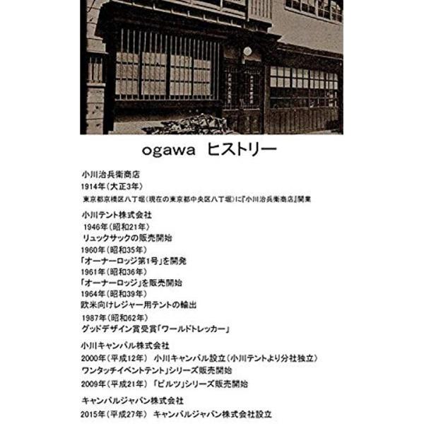 ogawa オガワ タープ カーサイドタープAL 23326