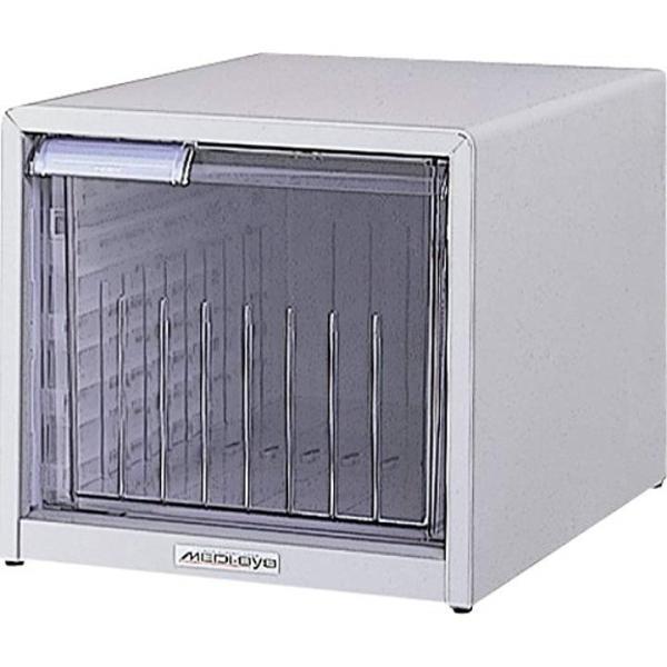書類棚 メディシス デスクトップタイプ 再入荷/予約販売! H280 MAD-107N 国内在庫 グレー