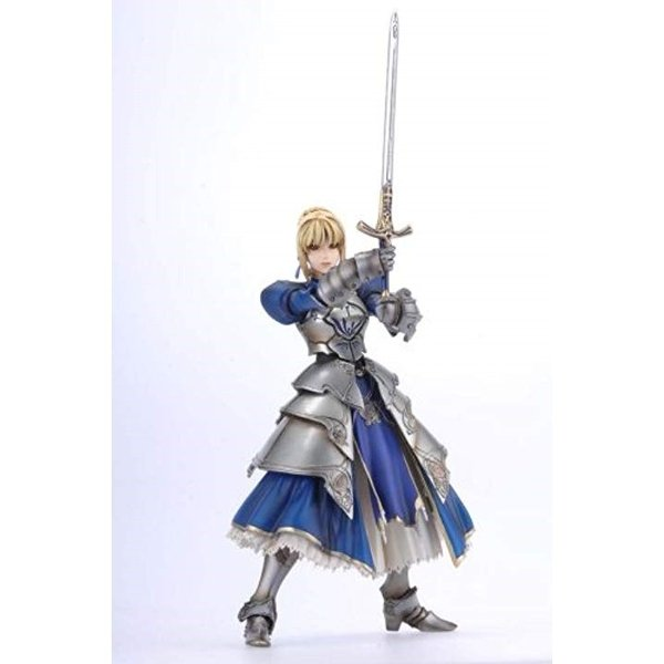 HYPER FATE COLLECTION Fate/stay night セイバー  1/8スケールPVC彩色済み可動フィギュア完成品3