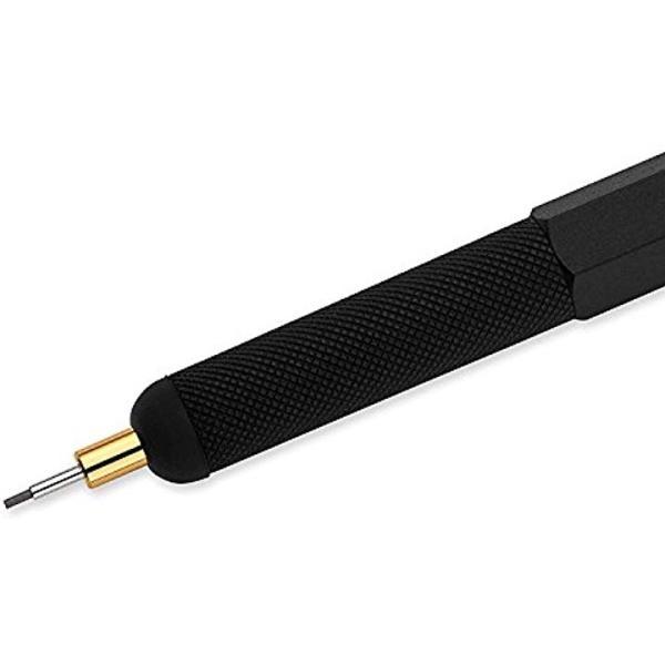 800+ メカニカルペンシル+スタイラス ブラック 0.7mm 19001823