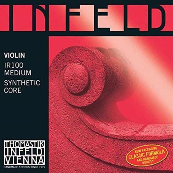 INFELD RED インフェルド レッド 4バイオリン弦セット 定価の67%OFF 超歓迎された 4 IR100