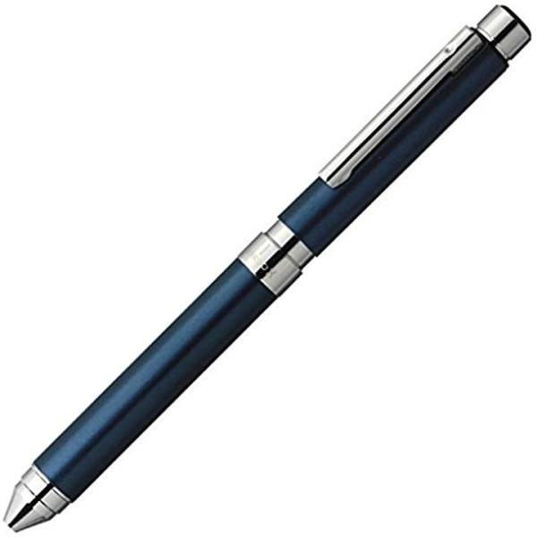 多機能ペン デポー シャーボX TS10 プルシャンブルー 軸色 14.29cm×1.18cm 期間限定送料無料 SB21-B-PBL