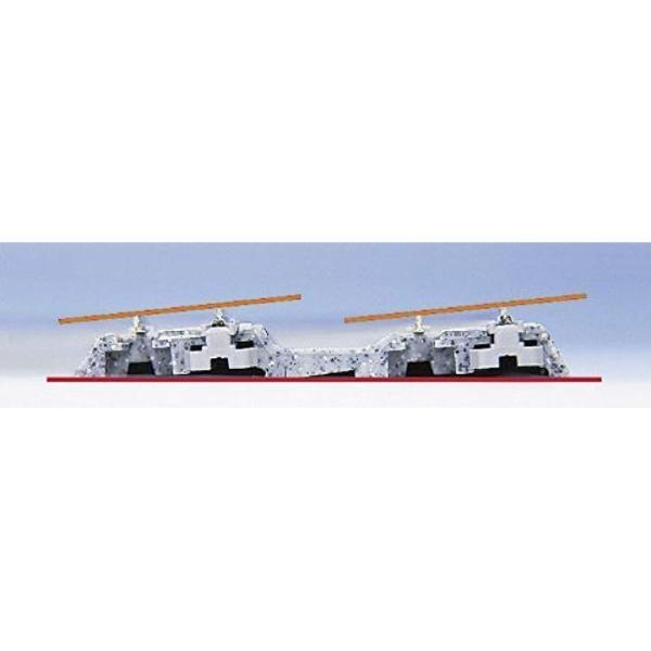 Nゲージ V11 複線線路セット R414/381 20-870 鉄道模型 レールセット1