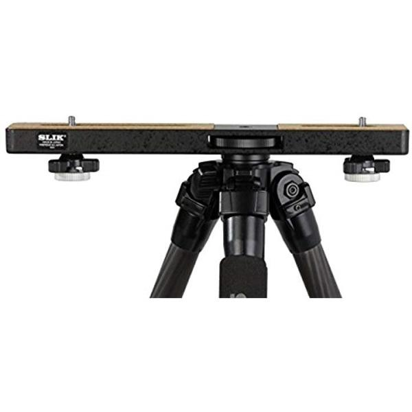 SLIK 雲台アクセサリー プレート II カメラ2台搭載用[201152]