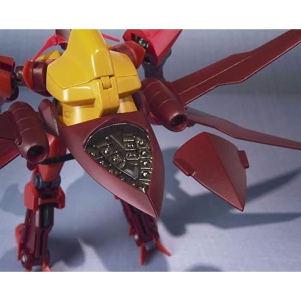 ROBOT魂SIDE KMF 紅蓮可翔式3